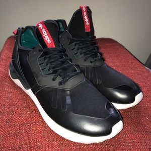 Adidas Tubular Runner Weave Core Black